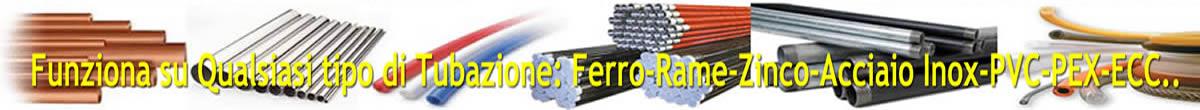 Anticalcare elettronico residenziale piccole utenze for Impianto idraulico pex vs rame